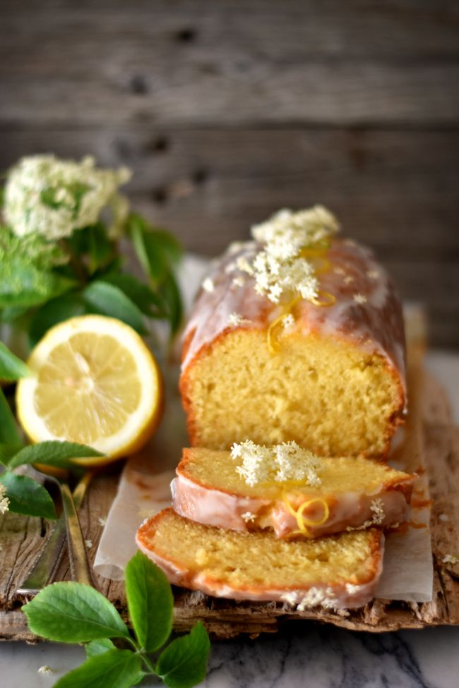 Sweet Gula: Bolo de Limão e Flor de Sabugueiro