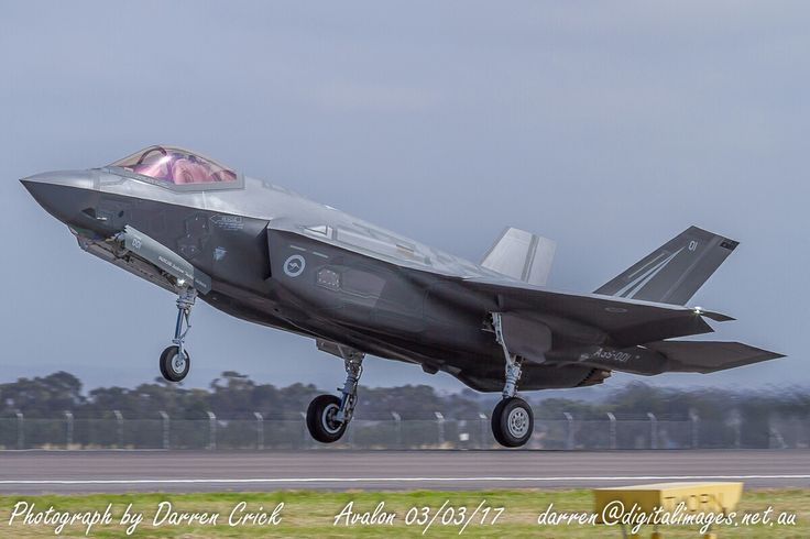 An Australian F-35 at #avalon #airshow 03/03/17 Checkout the adf-serials website info and images at http://www.adf-serials.com/3a35.htm #avgeek #youradf
