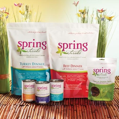 Spring Naturals Wet Dog Food