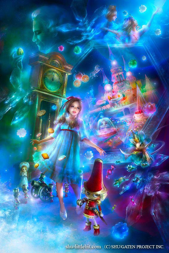 LittleBit SHU -Série : SHU's Art Works - Le Pas du Sucre ...