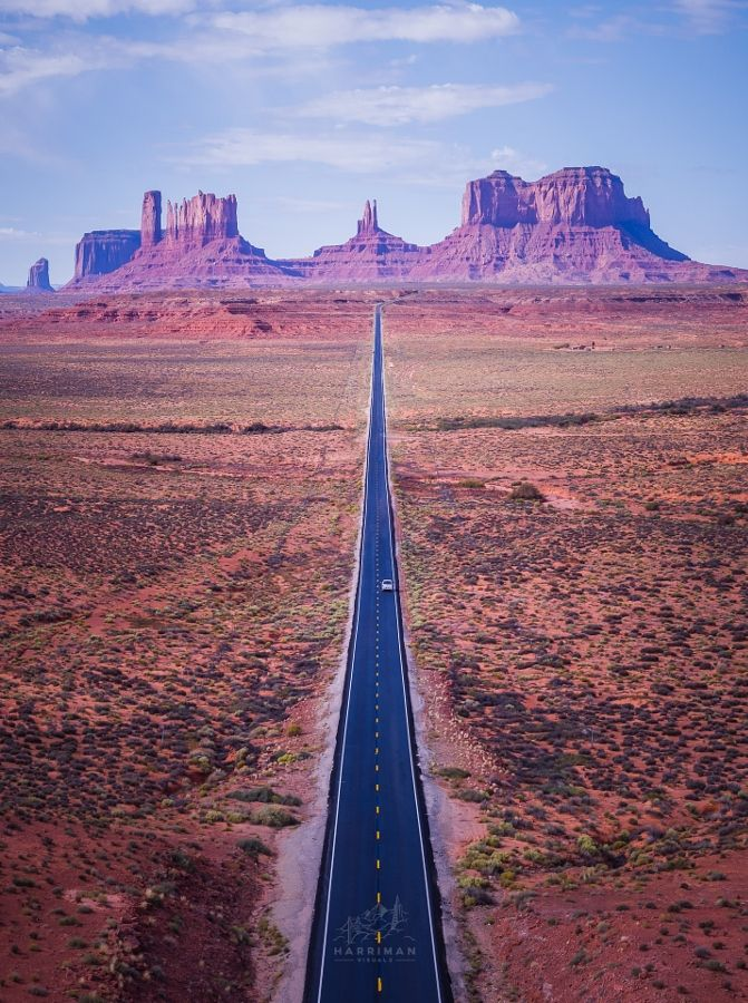 Forrest Gump Road by Toby Harriman - Photo 179246425 / 500px