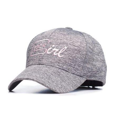 Heather Grey Glock Girl Hat: Rockyourglock Store