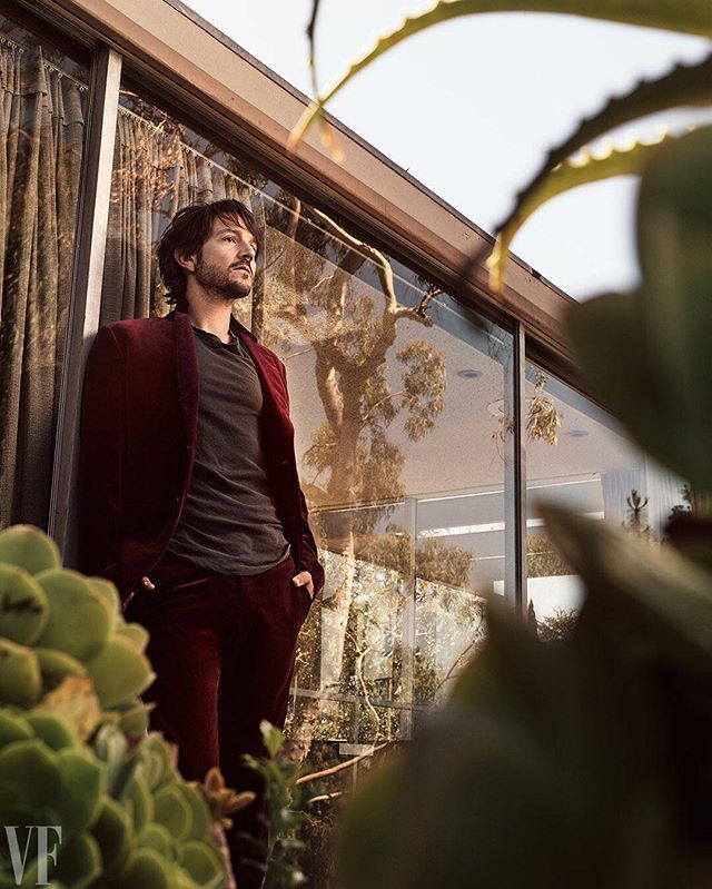 """""""I don't know how to say no."""" See @DiegoLuna_ and other rising Hollywood stars shine in V.F.'s 2017 Style Portfolio (link in bio). : @craigmcdeanstudio  via VANITY FAIR MAGAZINE OFFICIAL INSTAGRAM - Celebrity  Fashion  Politics  Advertising  Culture  Beauty  Editorial Photography  Magazine Covers  Supermodels  Runway Models"""