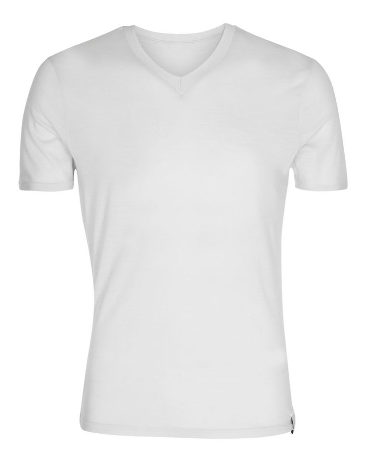 Raw Merino T-shirts from #LOOWcph