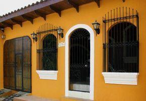Imagen de fachadas coloniales mexicanas #fachadasverdes