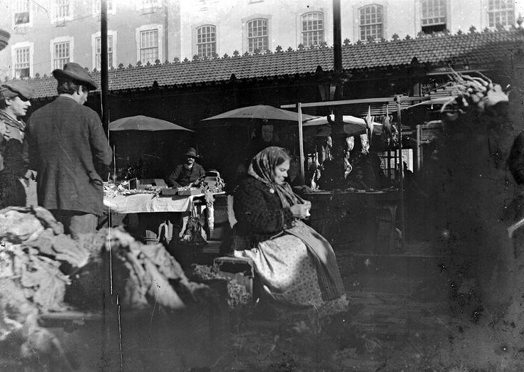 Largo da Luz, 1903