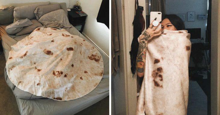 Esta Increíble Manta De Tortilla Te Convertirá En Un Delicioso Burrito Comidas Mexicanas Rapidas Tortas Amantes De La Comida