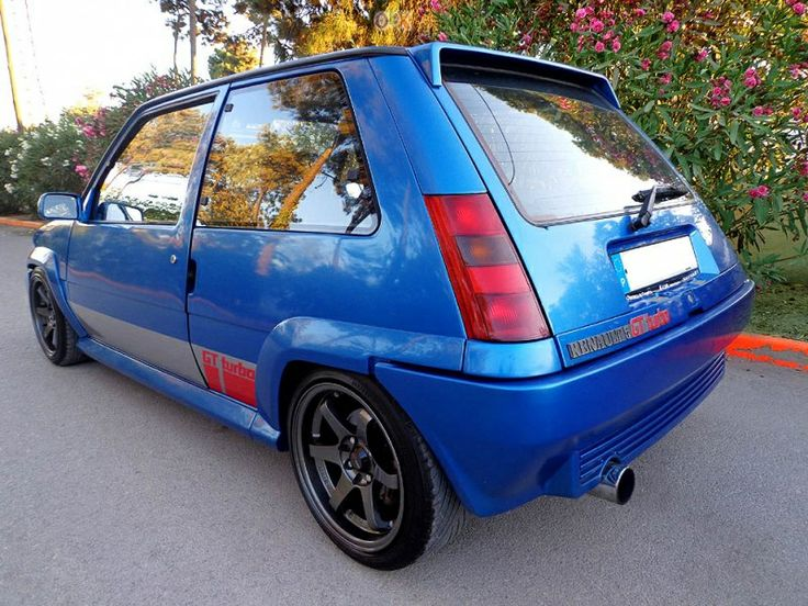 17 best images about renault 5 gt turbo on pinterest share photos wheels and renault 5. Black Bedroom Furniture Sets. Home Design Ideas