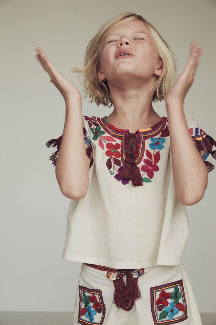 Beautiful children' clothing from Tuchinda in NYC