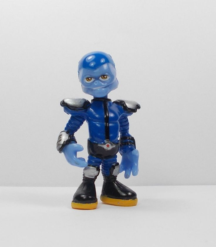 Butt Ugly Martians - Mini Toy Figure (1)