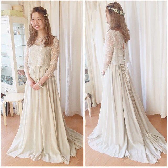 ドレス maisonsuzu