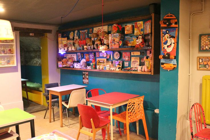 This Incredible London Café Serves Over 100 Types of Cereal