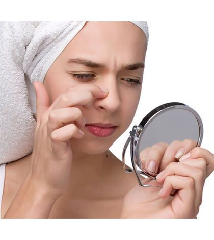 Understanding the difference between blackheads and sebaceous filaments and how to treat them professionally