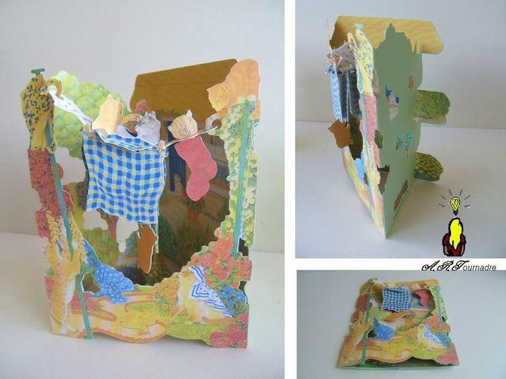 ART 2011 carte balancoire chats