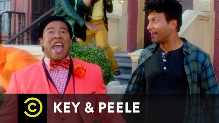 """Key & Peele - Negrotown - Uncensored Says a lot about more than just an American experience, also reflects what we are willing to perpetuate or be blind to... An experience shared by many """"minorities"""" in our culture. (Minorities is in quotes because, combined, many will soon not be a minority.) Why is our """"democracy"""" still reluctant/slow to address this everywhere?"""