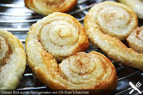 Leckere Schweineohren (Rezept mit Bild) von Poggy29   Chefkoch.de