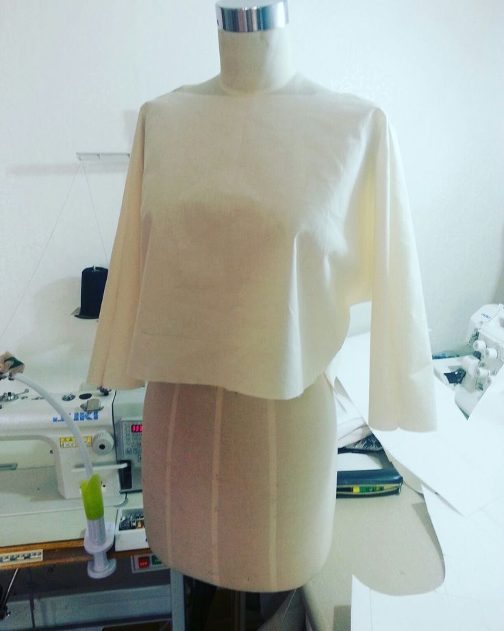 Pattern making. Dress. Women clothing.