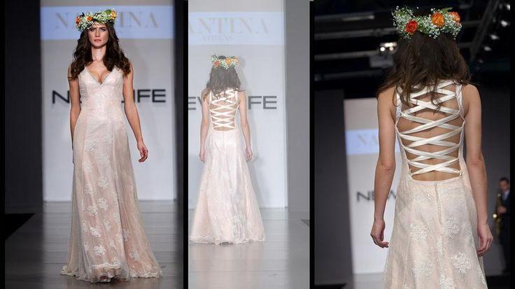 Νυφικα φορέματα ναντίνα