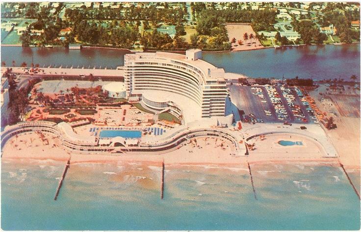 Fontainebleau Miami Beach Miami Beach Then Amp Now