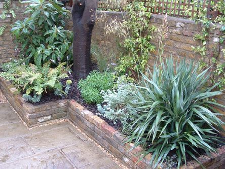 17 best images about small garden on pinterest gardens for What is a courtyard garden