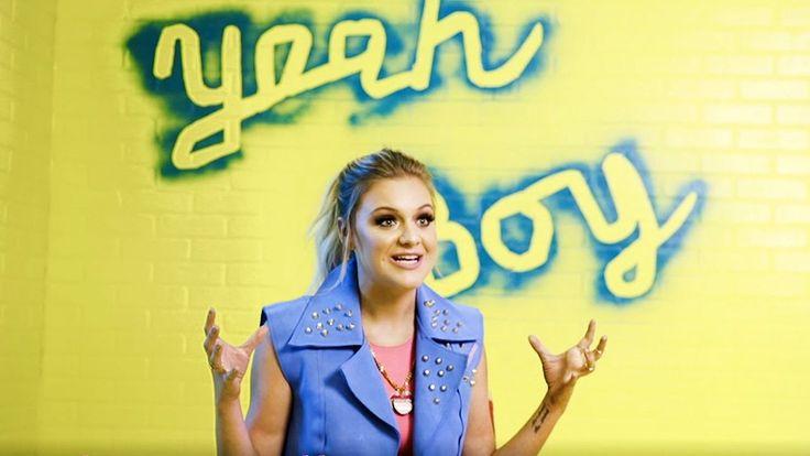 Kelsea Ballerini 'Yeah Boy!' Music Video, Behind The Scenes | Billboard - http://getmybuzzup.com/kelsea-ballerini-yeah-boy-music-video-behind-the-scenes-billboard/