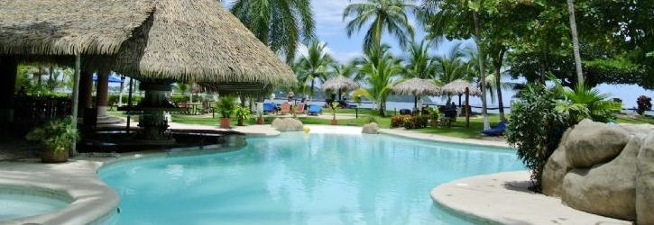 Hotel Bahia del Sol, Costa Rica.  Bahia del Sol Hotel in Guanacaste is sought out for as place for family beach vacations or special events like a proposal or wedding on a beach in Costa Rica.
