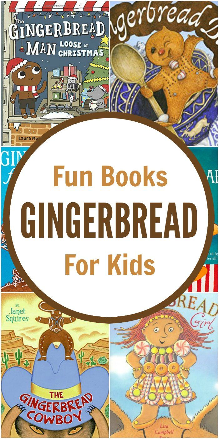 Catch These Fun Gingerbread Books Gingerbread Unit Study