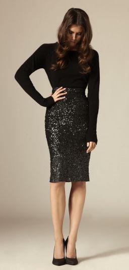 25  best ideas about Black sequin skirt on Pinterest | Sparkly ...