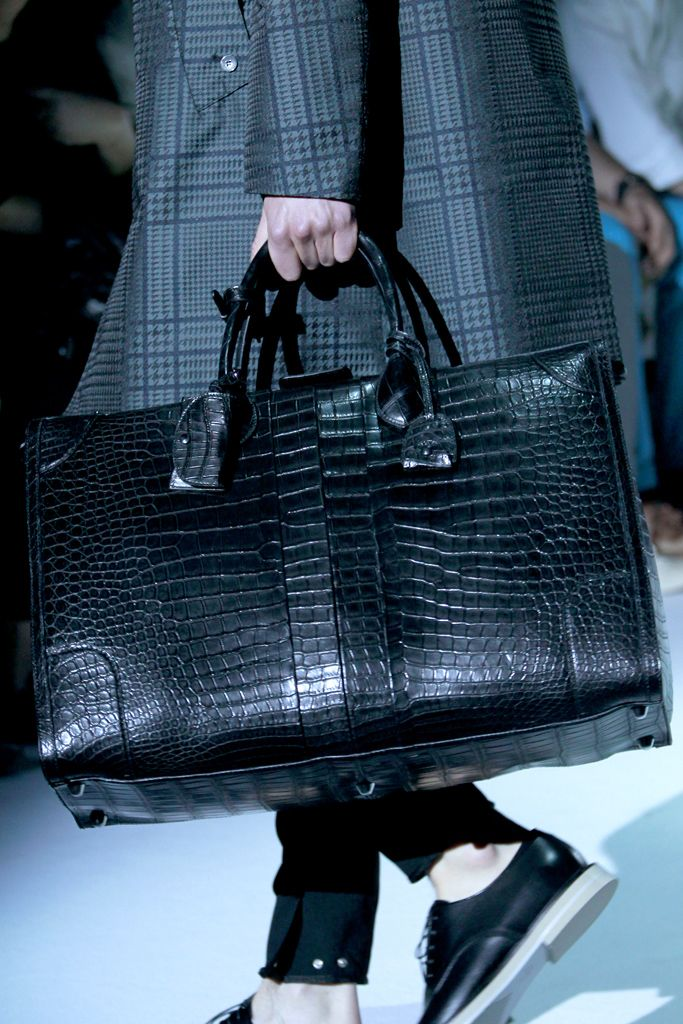 Spring 2012 Menswear - Gucci