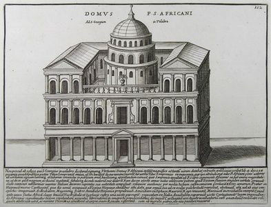 Domus P.S. Africani ad S. Georgium in Velabro | Sanders of Oxford