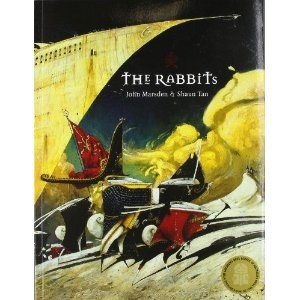 The Rabbits - colonization from indigenous perspective