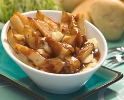 Better-For-You Poutine Recipe - Tefal