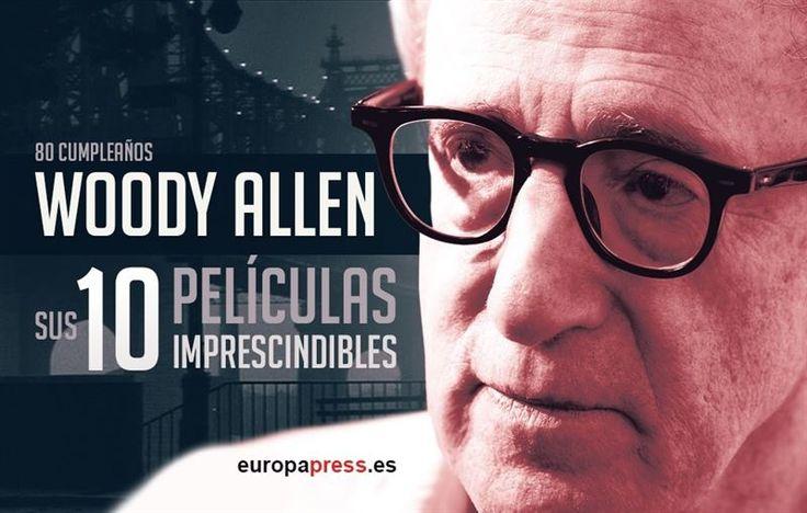 #WoodyAllen cumple #TalDíaComoHoy 80 años: Sus 10 películas esenciales - http://www.europapress.es/cultura/noticia-woody-allen-10-peliculas-esenciales-20151201082113.html   #cine #Efemérides