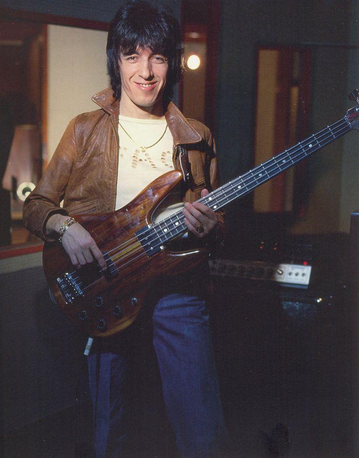 Bill Wyman - 1978