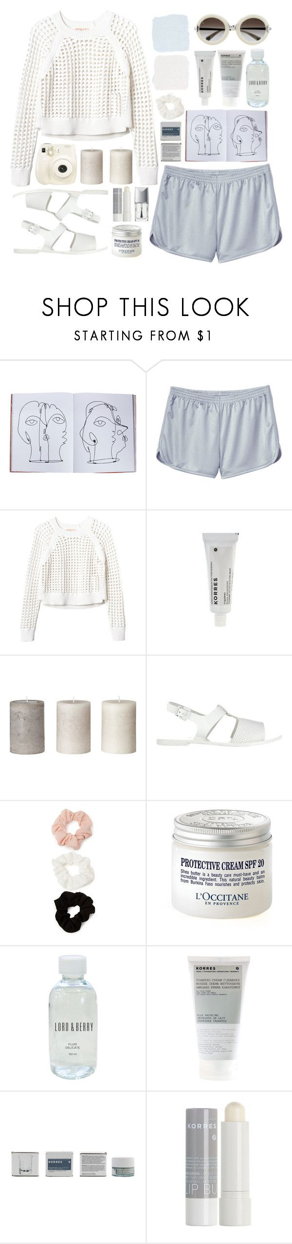 """Young Folks"" by nikka-solatorio ❤ liked on Polyvore featuring Polaroid, Assouline Publishing, Monki, Louis Vuitton, Rebecca Taylor, Korres, Sol Sana, Forever 21, L'Occitane and Lord & Berry"