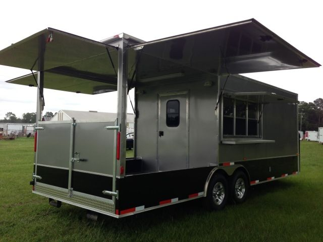 Cargo Craft Concession Trailer For Sale Cheap                                                                                                                                                                                 More