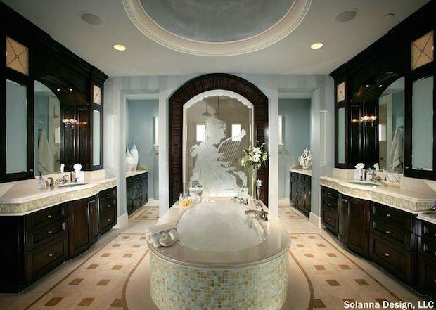 Luxury Master Bathrooms Ideas 76 best spa bathrooms images on pinterest | dream bathrooms, room