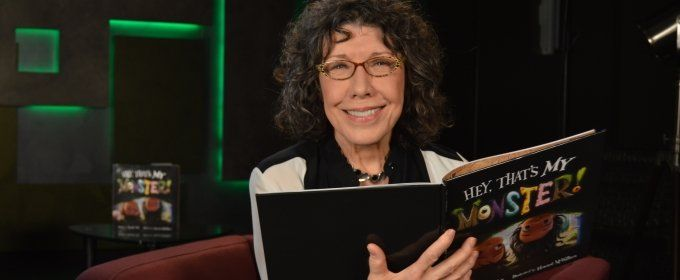 VIDEO: Lily Tomlin Reads HEY, THAT'S MY MONSTER for SAG-AFTRA's 'Storyline Online' Series #sagawards