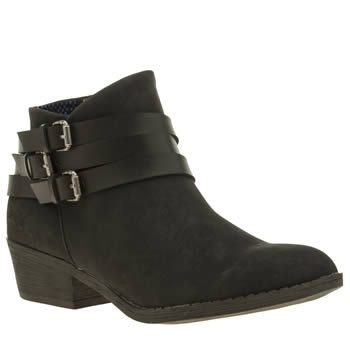 Blowfish Black Sans Womens Boots