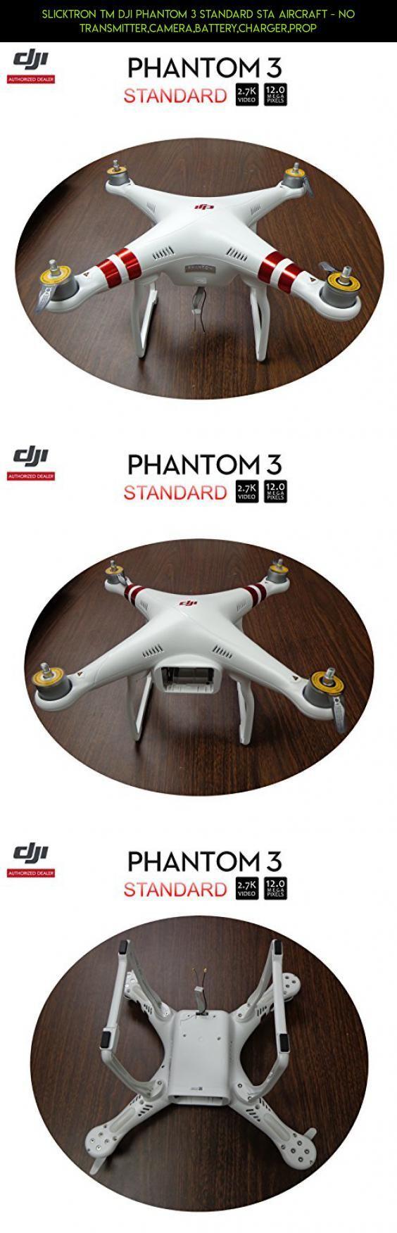 Slicktron TM DJI Phantom 3 Standard STA Aircraft - No Transmitter,Camera,Battery,Charger,Prop #technology #products #aircraft #camera #tech #racing #plans #parts #fpv #shopping #gadgets #standard #dji #drone #kit #phantom #3 #quadcopter