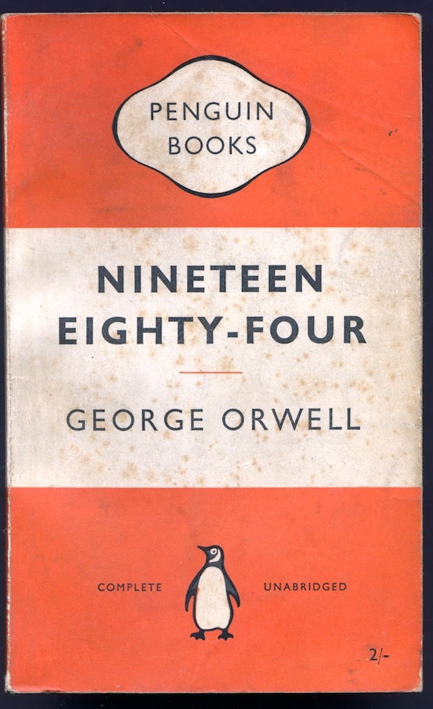 a report on george orwells nineteen eighty four Essay on george orwell's nineteen eighty-four 1984 1302 words 6 pages  throughout the evolution of man, power and control have been idealized.