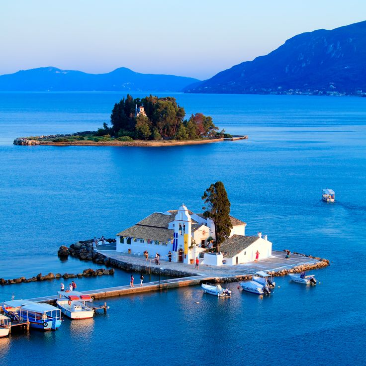 VISIT GREECE| Mouse island #corfu #visitgreece #greece