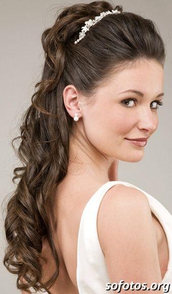 Penteados para noiva 139