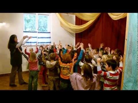 Waldorf Kékvölgy 1.osztály - jó kis mondókák - dalok