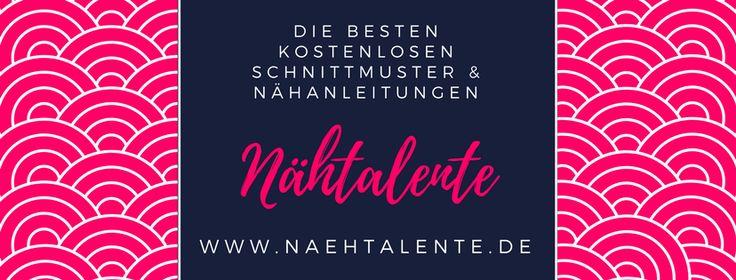 Damenmode- Gratis Schnittmuster und Freebooks für Frauen zum Ausdrucken ✂ Nähtalente - Magazin für kostenlose Schnittmuster.