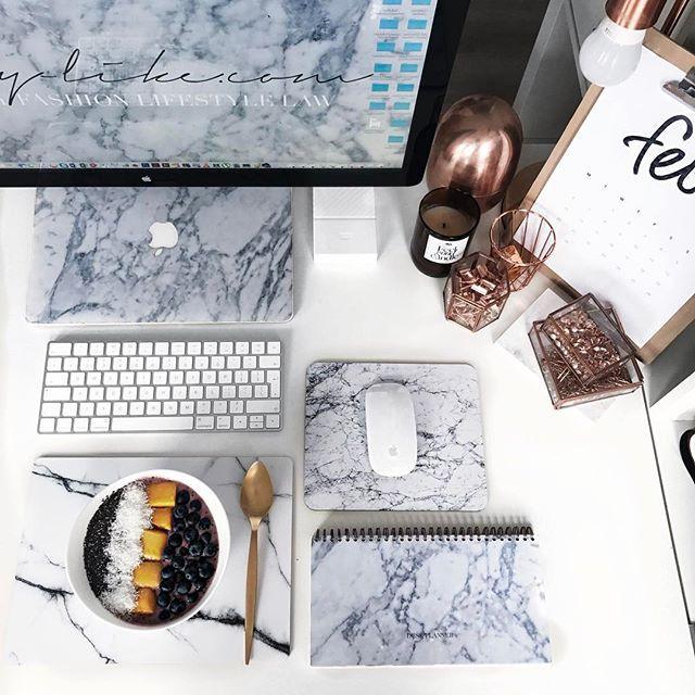 252 Best Desk To Impress Images On Pinterest Desk Areas