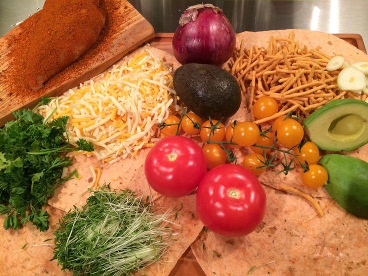quesadillas_use | Vive le barbec!! | Pinterest | Salsa, Salsa verde ...