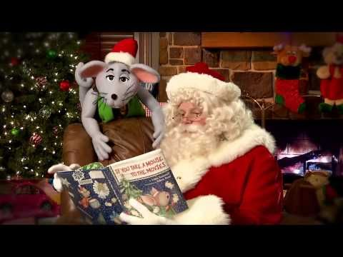 If you take a mouse to the movies read by santa