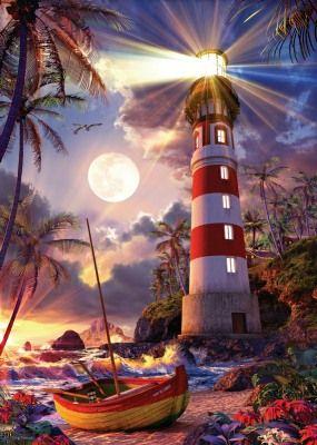 Lighthouse by David Penfound