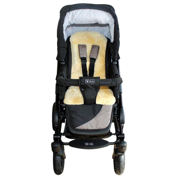 HEITMANN Lammfell-Auflage für Buggy, Sportwagen und Kindersitz bei babymarkt.de - Ab 20 € versandkostenfrei ✓ Schnelle Lieferung ✓ Jetzt bequem online kaufen!
